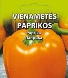 Paprika  (Gourmet)  Agrā šķirne
