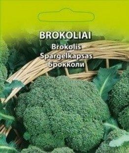 Brokolis  Groene Galabrese)  Vidēji agrā
