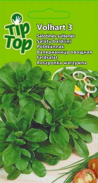 TIP TOP Salātu Baldriņi (Volhart 3)
