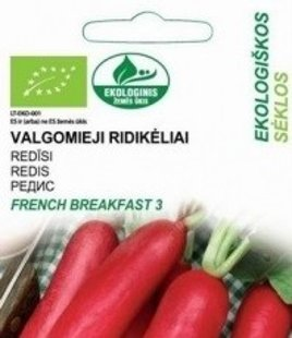 Redīsi  ( French Breakfast)