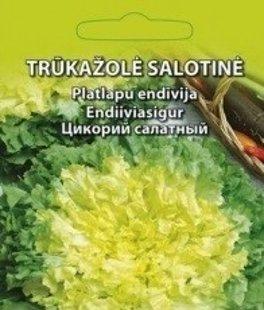 Salāti (cigorij, platlapju)  Vidēji agrā