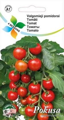 Tomāti (Pokusa) Ķiršu tomāti