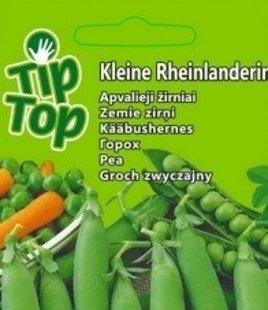 TIP TOP  Zirņi zemie  ( Kleine Rheinlanderin)  Agrā Šķirne